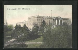 AK Oslo, Det kongelige Slot