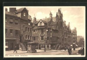 AK Edinburgh, John Knox`s House