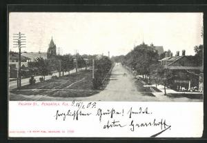 AK Pensacola, FL, Palafox Street