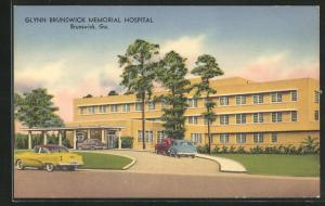AK Brunswick, GA, Glynn Brunswick Memorial Hospital