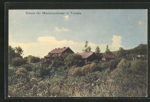 AK Tandala, Schule für Missionarkinder