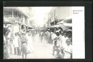 AK Karachi, Boree Bazaar