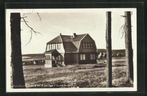 AK Benneckenstein, Bataillonshaus des II. Btl. 12. Inf. Regt.