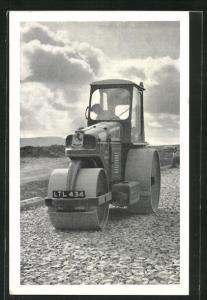 AK schwere Dieselwalze Aveling-Barford