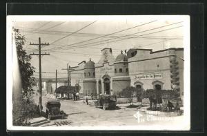 Foto-AK Ciudad Juarez, Carcel Publica - Juzgado de la Penal, Gefängnis