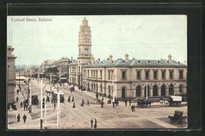 AK Ballarat, Lydiard Street and Tramway