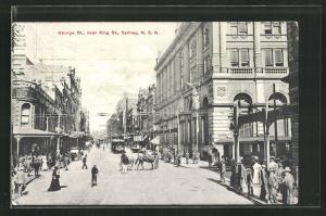 AK Sydney, George Street near King Street