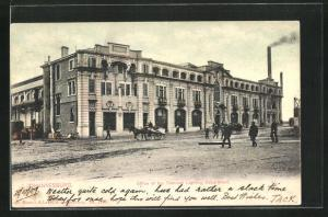 AK Johannesburg, Office of the Tramway Lighting Department