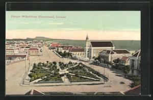 AK Curacao, Parque Wilhelmina (Pietermaai)