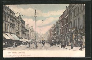 AK Liverpool, View of Lord Street