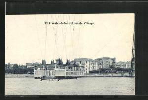 AK Portugalete, El Transbordador del Puente Vizcaya