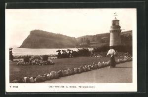AK Teignmouth, Lighthouse & Ness, Leuchtturm