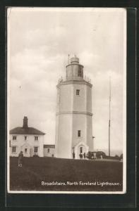 AK Broadstairs, North Foreland Lighthouse, Leuchtturm