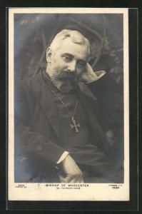 AK Worcester, Bishop of Worcester Dr. Yeatmann Biggs