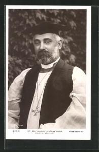 AK Worcester, Bishop of Worcester Rt. Rev. Huyshe Yeatman Biggs