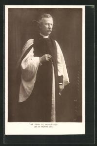AK Worcester, Dean of Worcester Dr. W. Moore Ede