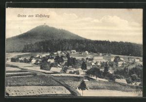 AK Wolfsberg, Ortsansicht