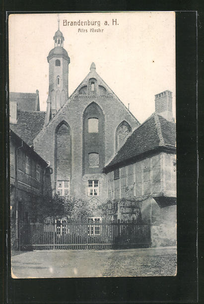 AK Brandenburg a. H., Altes Kloster 0