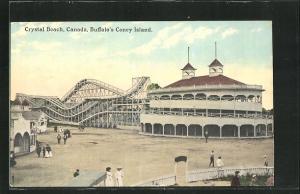 AK Crystal Beach, Canada, Buffalo`s Coney Island