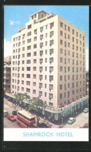 AK Hong Kong-Kowloon, Shamrock Hotel, 223 Nathan Road