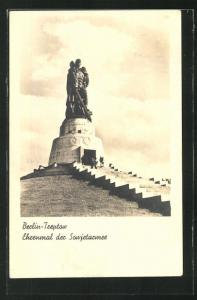 AK Berlin-Treptow, Ehrenmal der Sowjetarmee
