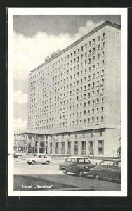 AK Berlin, Hotel Berolina, Neubau