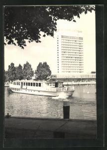 AK Potsdam, Interhotel und Spreedampfer
