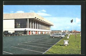 AK Glasgow, Abbotsinch Airport, Parking Area, Flughafen