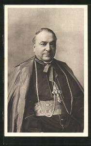 AK La firma del Trattato di Concilazione tra la Santa Sede e il Governo Italiano, Cardinale Pietro Gasparri
