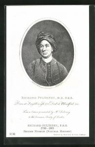AK Richard Pulteney 1730-1801, Natural History
