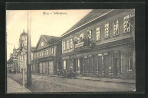 AK Mitau, Soldatenheim