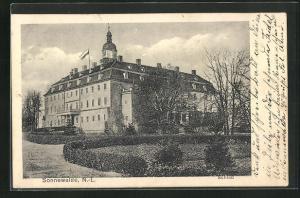 AK Sonnewalde, Schloss