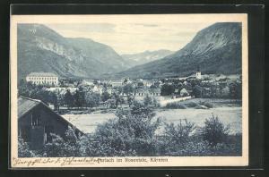 AK Ferlach im Rosentale, Gesamtansicht