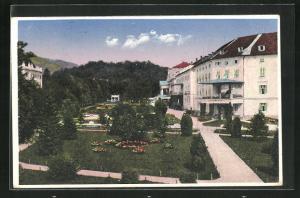 AK Rogaska Slatina, Ortsansicht