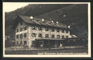 AK Ferleiten, Alpengasthof Lukashansl