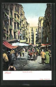 AK Napoli, Strada di porto