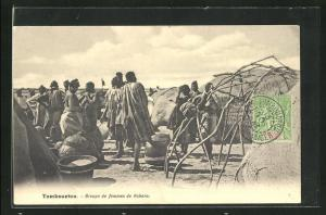 AK Tombouctou, Groupe de femmes de Kabara