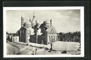 AK Padova, Basilica del Santo dei Minori Conventuali
