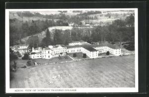 AK Norwich, Aerial View of Norwich Training College