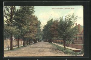 AK Columbus, MS, South 3nd Street