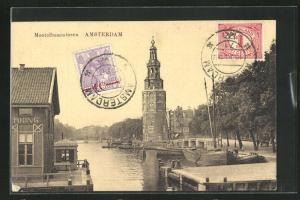 AK Amsterdam, Montelbaanstoren