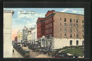 AK Bellingham, WA, Dock Street