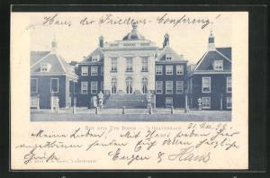 AK Den Haag, Het huis ten Bosch