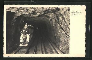 AK Hallein, Salzbergwerk Nürnberg, Wolf-Dietrich Stollen