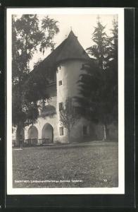 AK Radstadt, Landesjugendherberge Schloss Tandalier