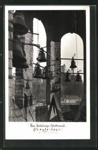 AK Salzburg, das Glockenspiel