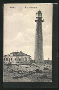 AK Libau, Der Leuchtturm
