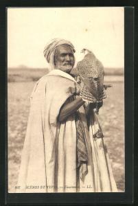 AK Fauconnier, Falkner, Nordafrika