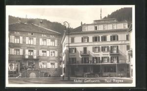 AK Bad Ragaz, Hotel Lattmann