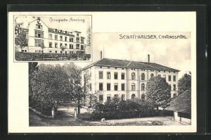 AK Schaffhausen, Cantonsspital, Chirurgische Abteilung
